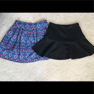 Bundle of Aeropostale Skirts
